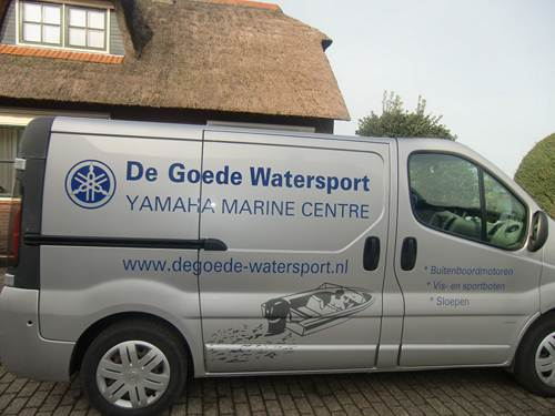 Belt de Goede Watersport