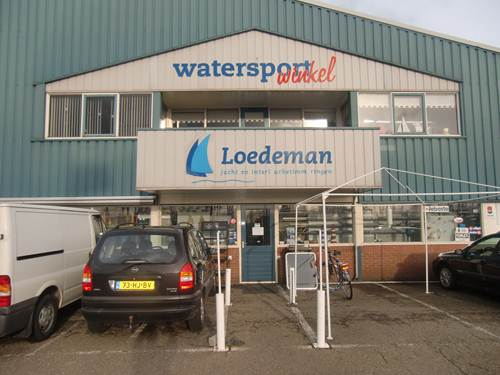 Elburg Watersport Loedeman